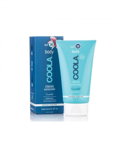COOLA CLASSIC BODY SPF 30 UNSCENTD 148ML