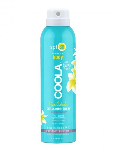 COOLA SPORTSPRAY SPF30 PIÑA COLADA236ML