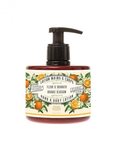ABSOLUTES HAND & BODY LOTION ORANGE BLOS